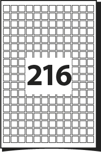 13-mm-13-mm-216-Square-Labels-per-A4-Sheet