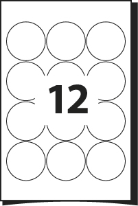 round circular labels template for labels page 2. Black Bedroom Furniture Sets. Home Design Ideas